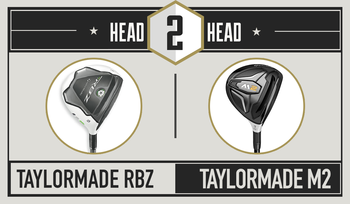 Taylormade Rbz Stage 2 Driver >> Head 2 Head: TaylorMade M2 Fairway vs. RBZ