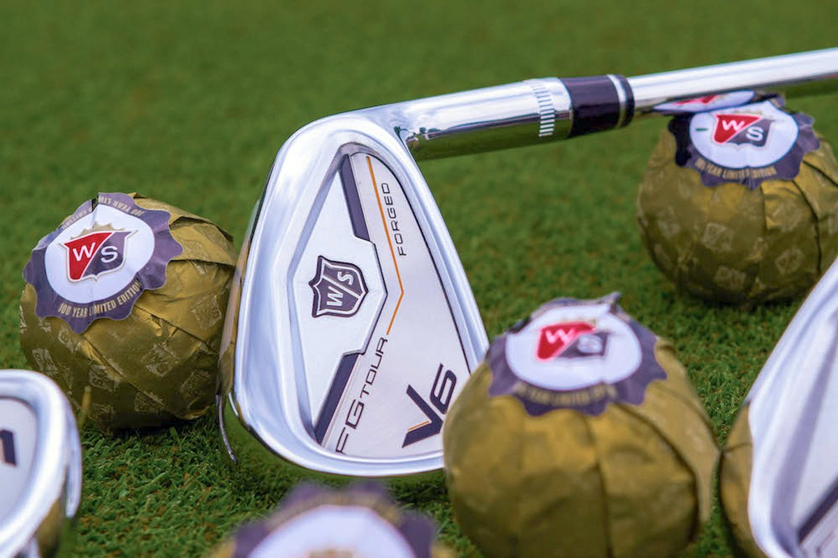First Look: Wilson FG Tour V6 Irons