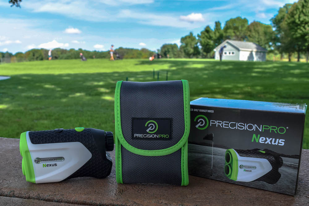 (4) Testers Wanted: Precision Pro Nexus Laser Rangefinder