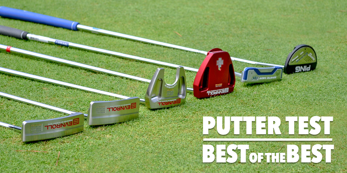 Tested: Evnroll Putters