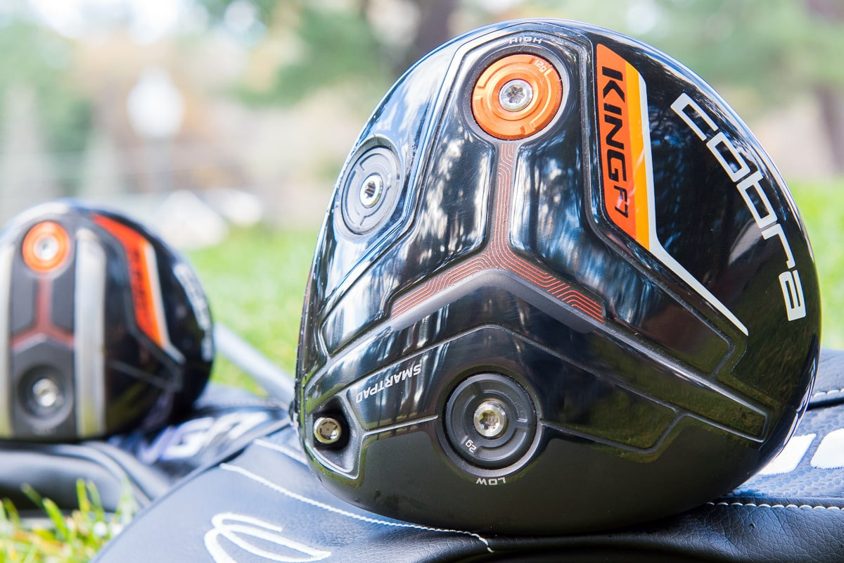 First Look: 2017 Cobra KING F7 and F7+ Drivers