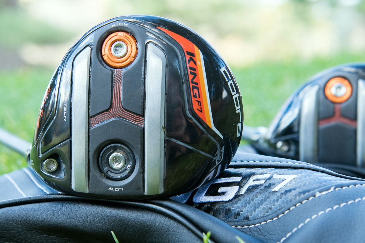 First Look: 2017 Cobra KING F7 Fairway Wood