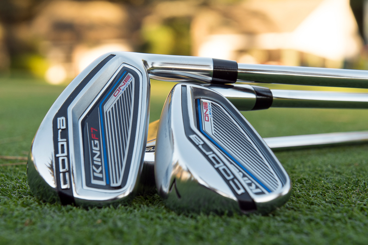 Cobra Launches KING ONE Length Irons