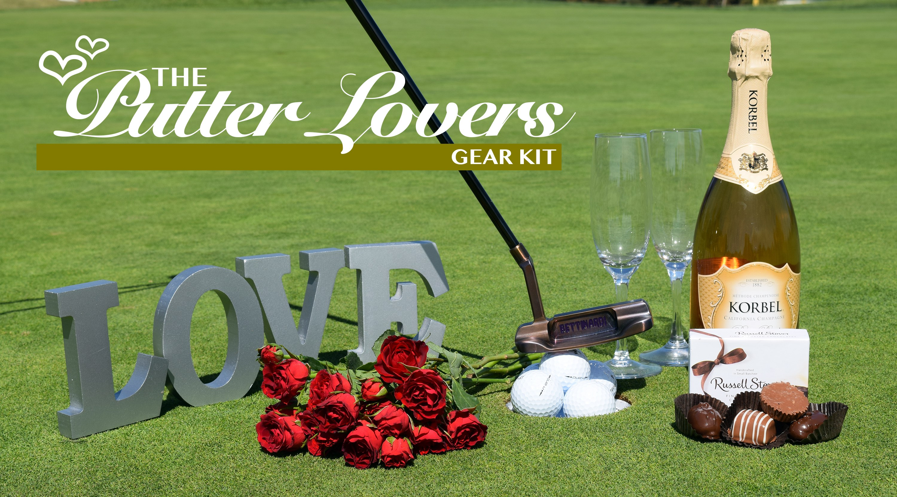The Putter Lover's Kit