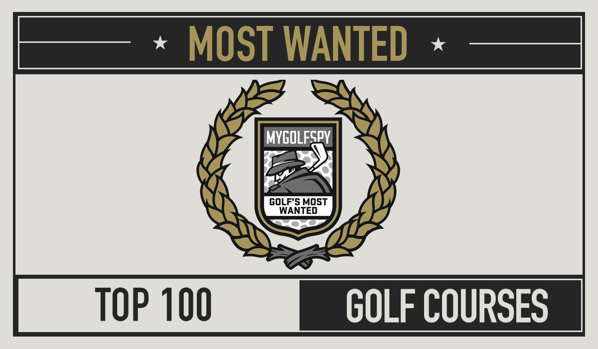 Top 100 Golf Courses in the USA  | MyGolfSpy