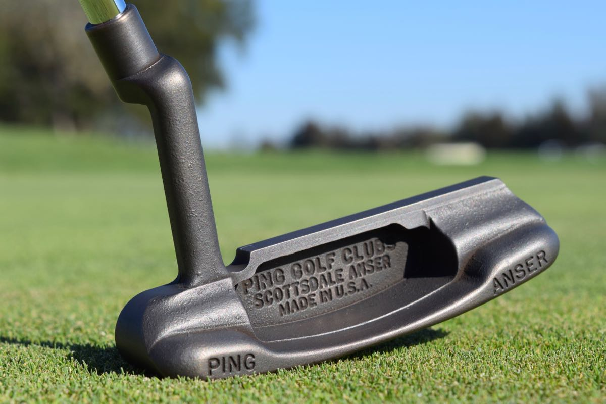 First Look: PING Limited Edition 50th Anniversary Anser