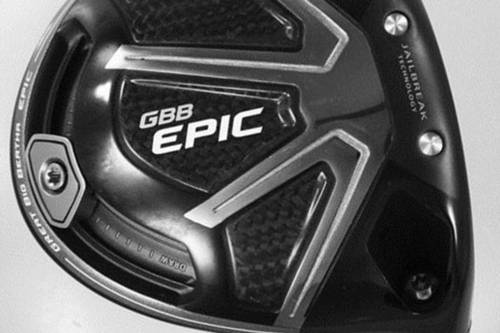 "Callaway's ""Show-Stopping"" Epic Driver is Conforming"