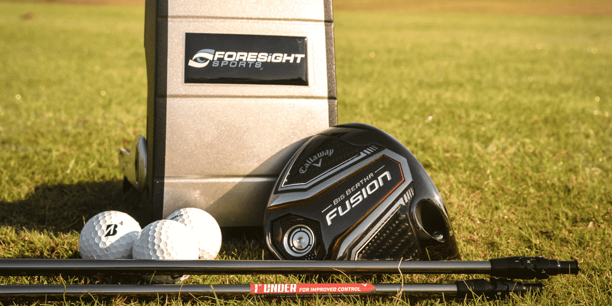 TESTED: Callaway Big Bertha Fusion Driver (44.5″ vs. 45.5″ Shafts)