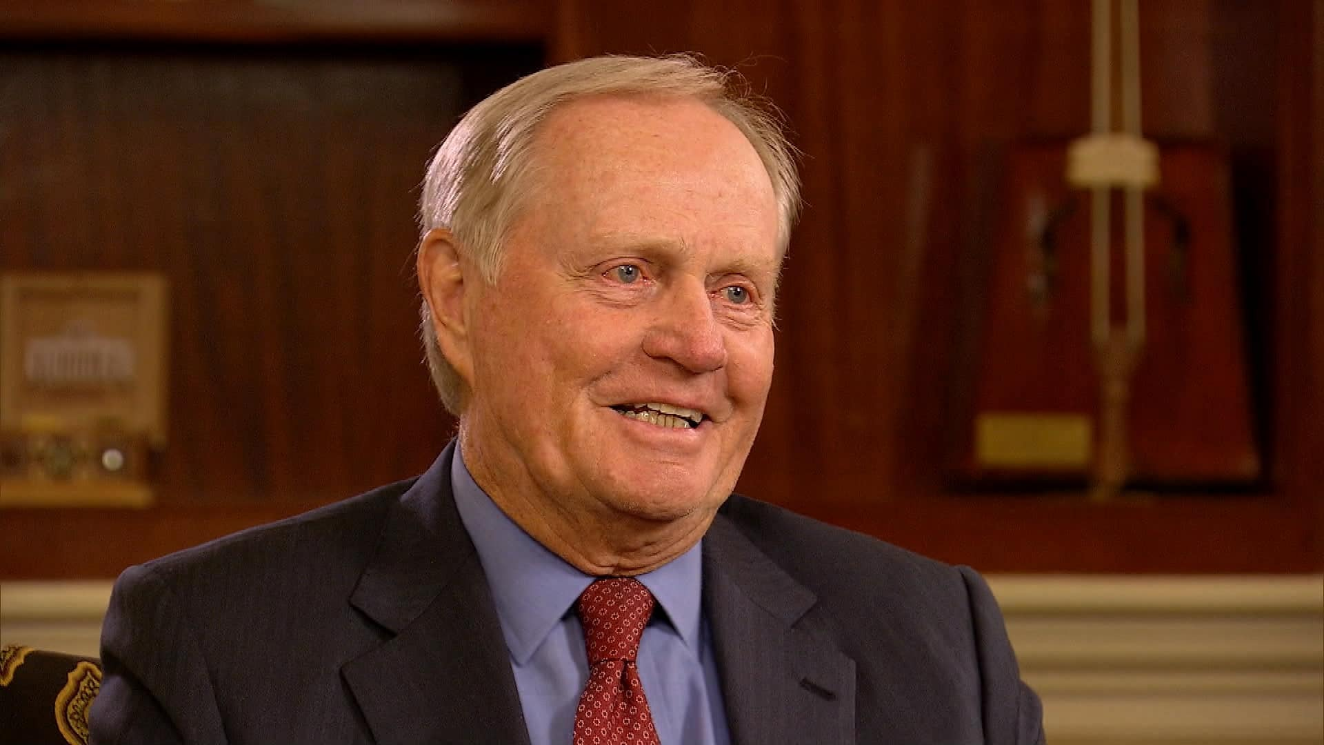 Jack Nicklaus says Golf Ball Is Reason Golf Courses Are Closing