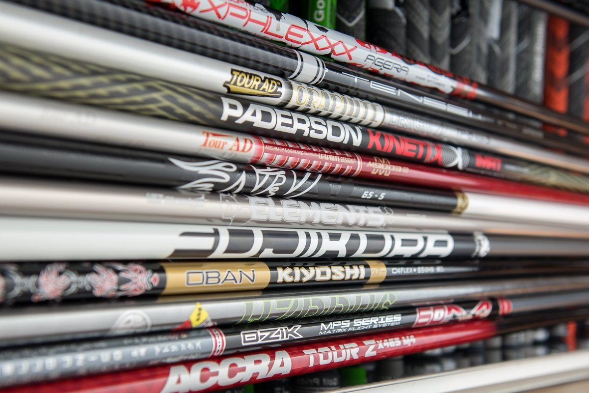 The Lowest Spinning Driver Shafts