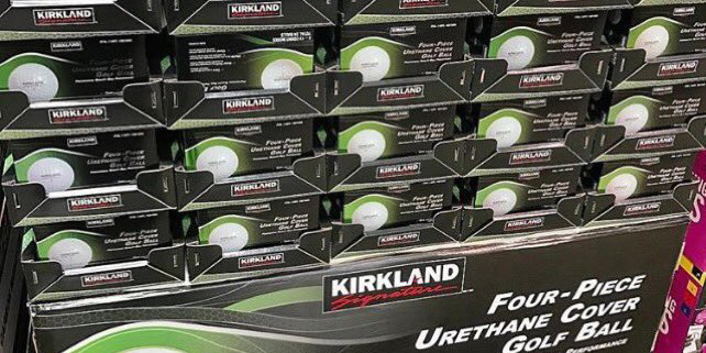 Post image for The Case Against The Costco Kirkland Signature Ball