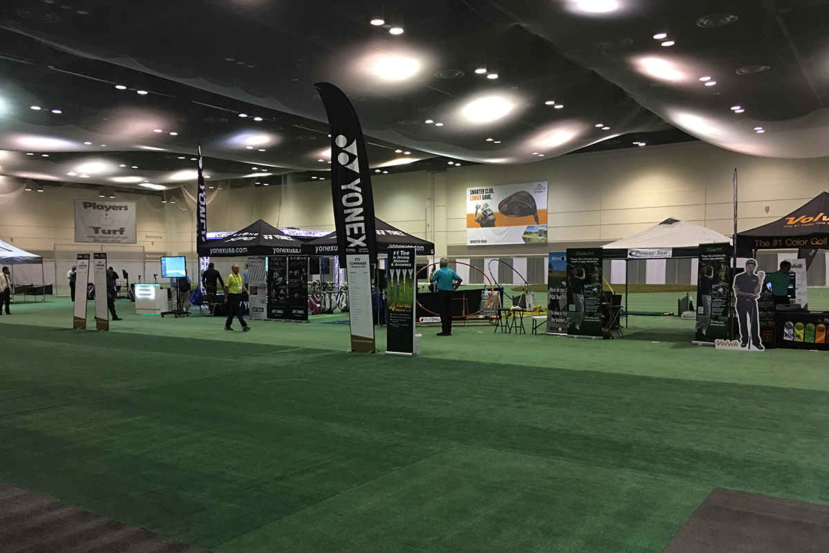 Trends and Observations from the 2017 PGA Show