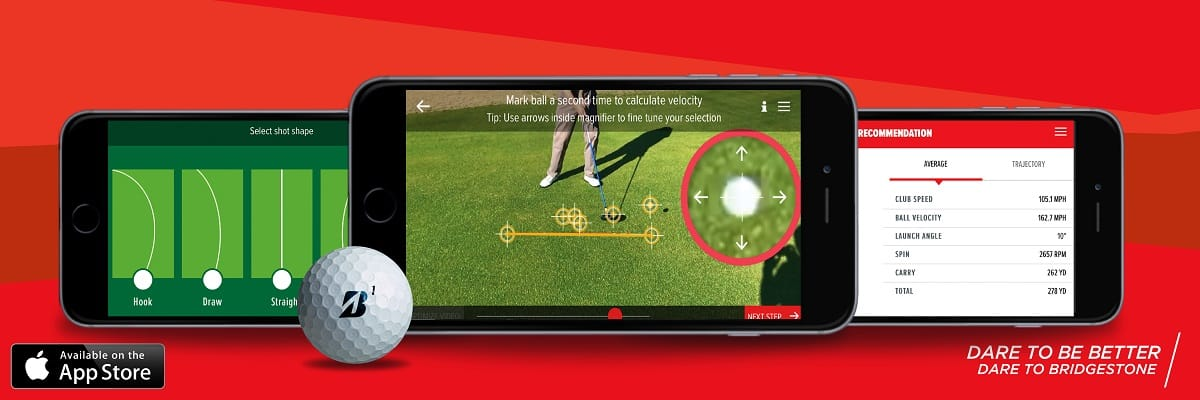Bridgestone B-FIT app 12