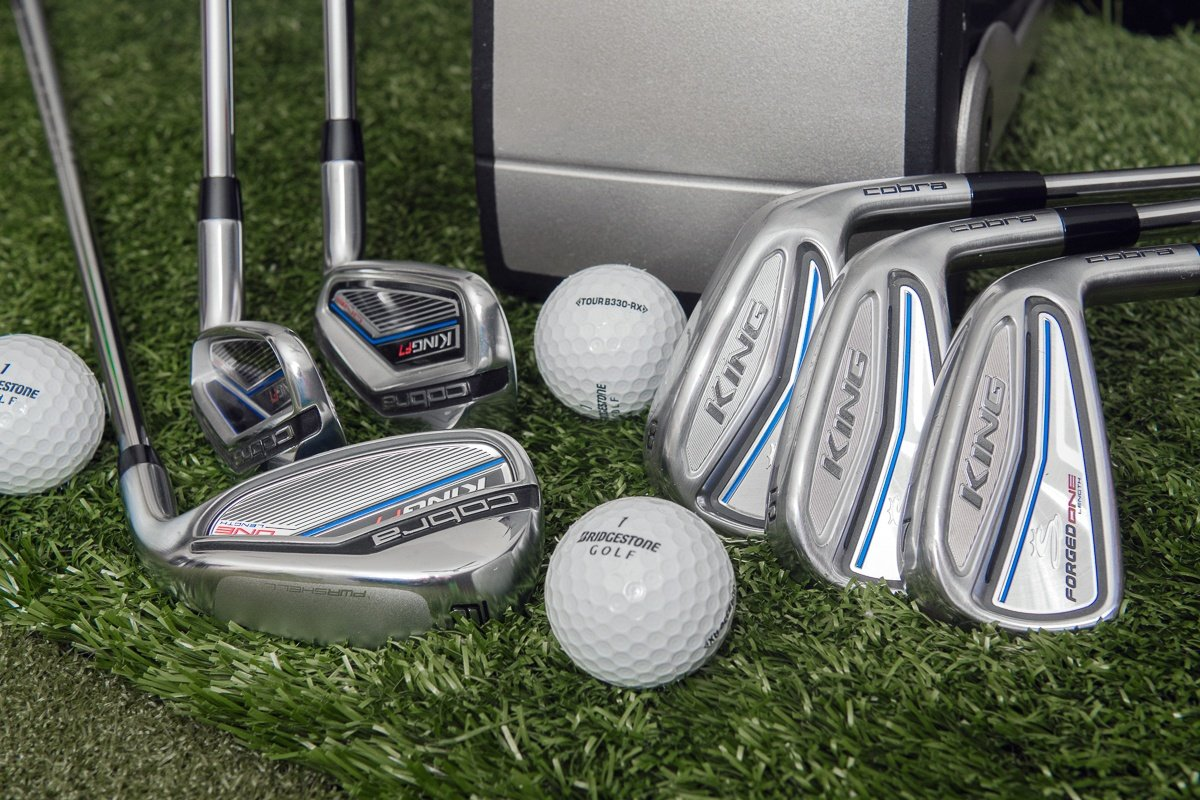 Tested: 2017 Cobra ONE Length Irons