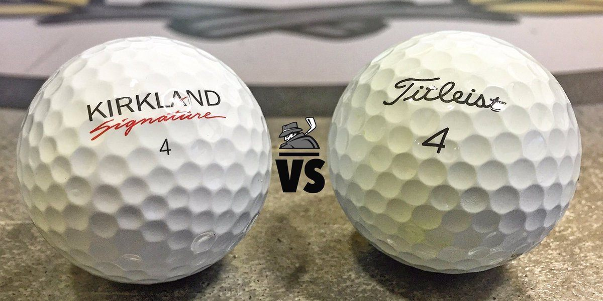 Kirkland Vs Titleist