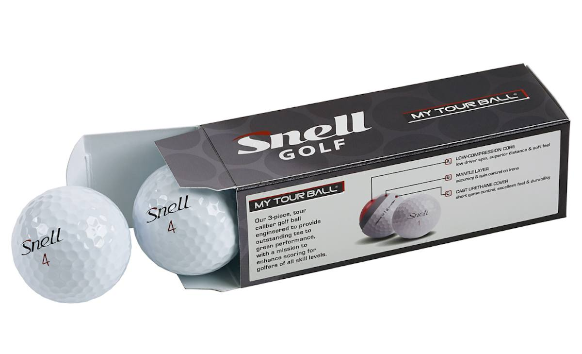 Snell My Tour Ball 2