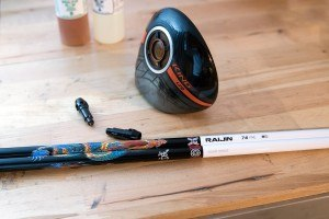 First Look: VA Composites RAIJIN Shaft