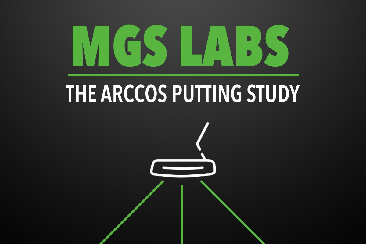 MyGolfSpy Labs: The Arccos Putting Study