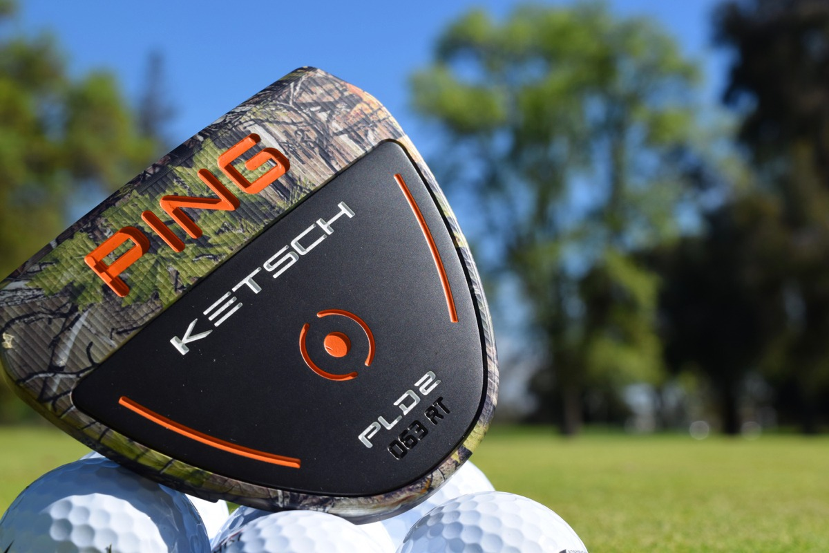 First Look: PING PLD2 Realtree™ Camo Ketsch