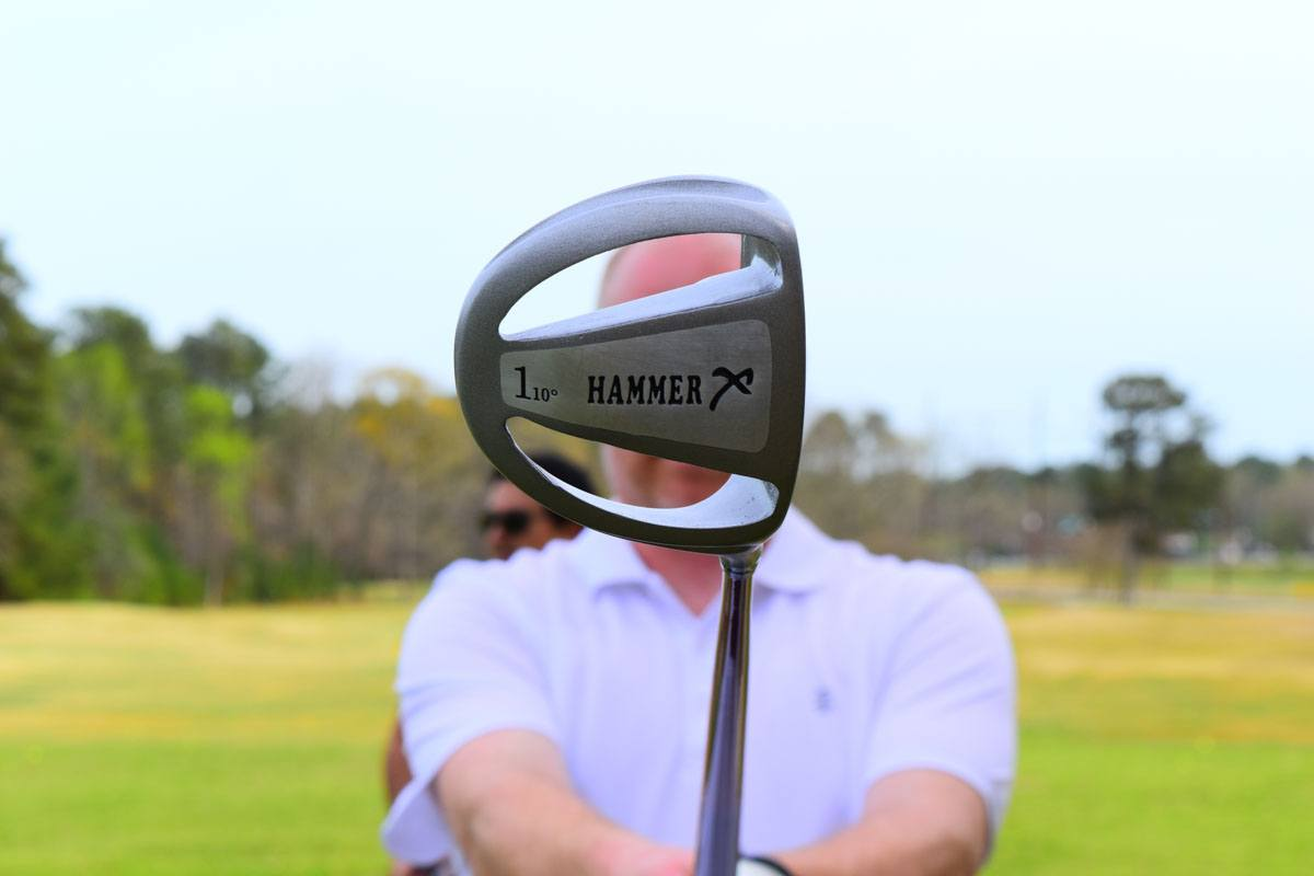 GOLFBUSTERS: THE HAMMER X