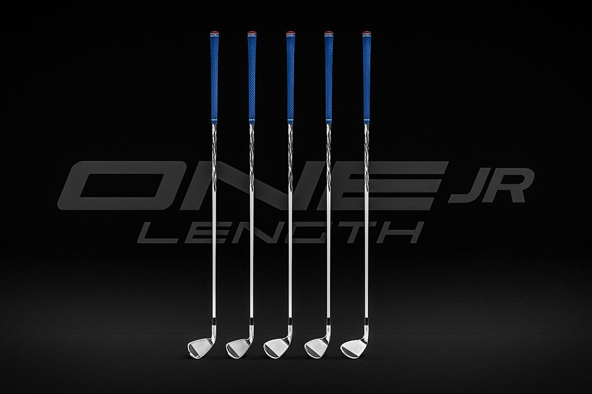 First Look: Cobra F7 JUNIOR ONE LENGTH IRONS