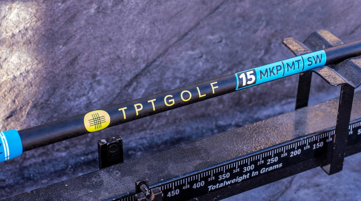 First Look: Thin Ply Technology (TPT) Golf Shafts