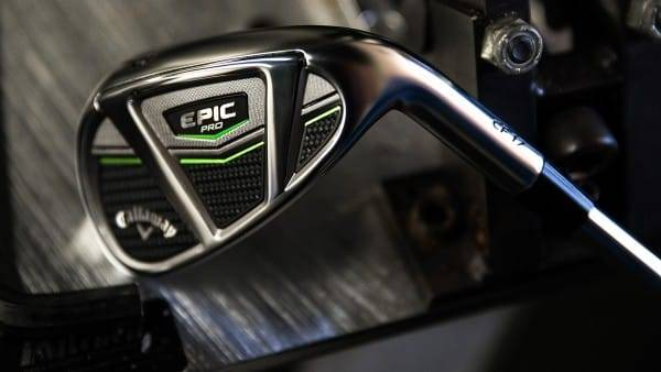 Callaway Enters Premium Market with Epic Irons
