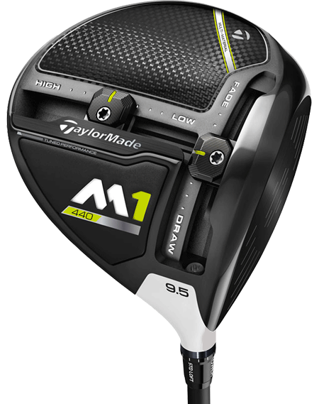 TaylorMade M1 440 '17