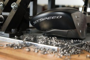 SHAVED FACE: TaylorMade Jetspeed  VS. Taylormade Jetspeed