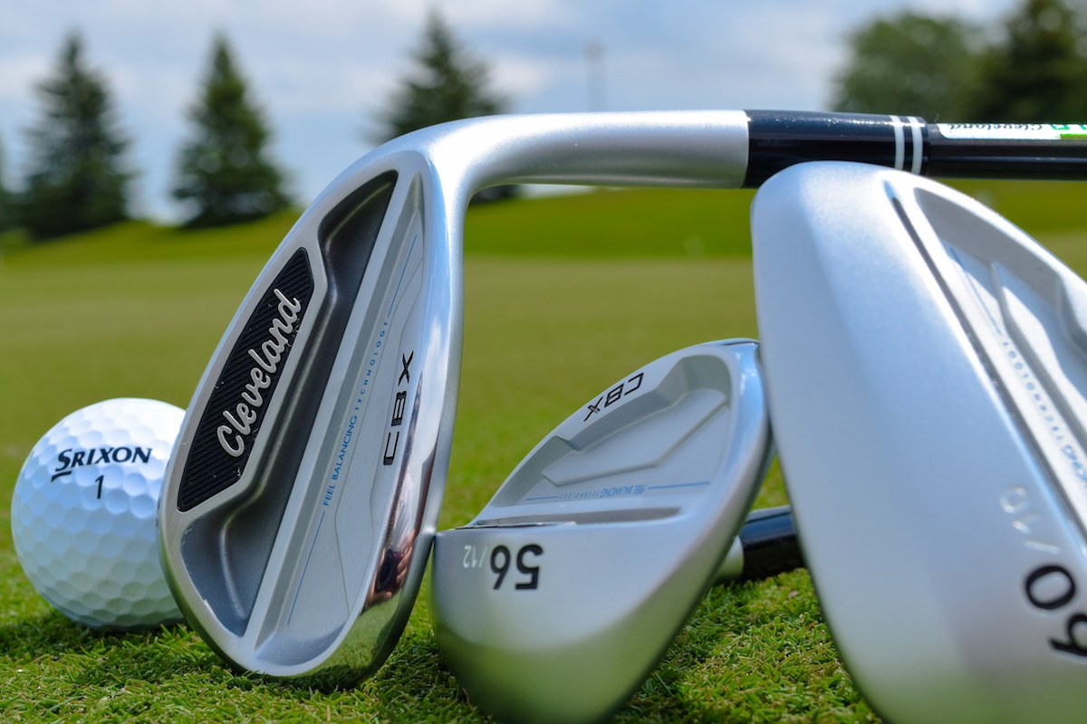 First Look: Cleveland CBX Wedges