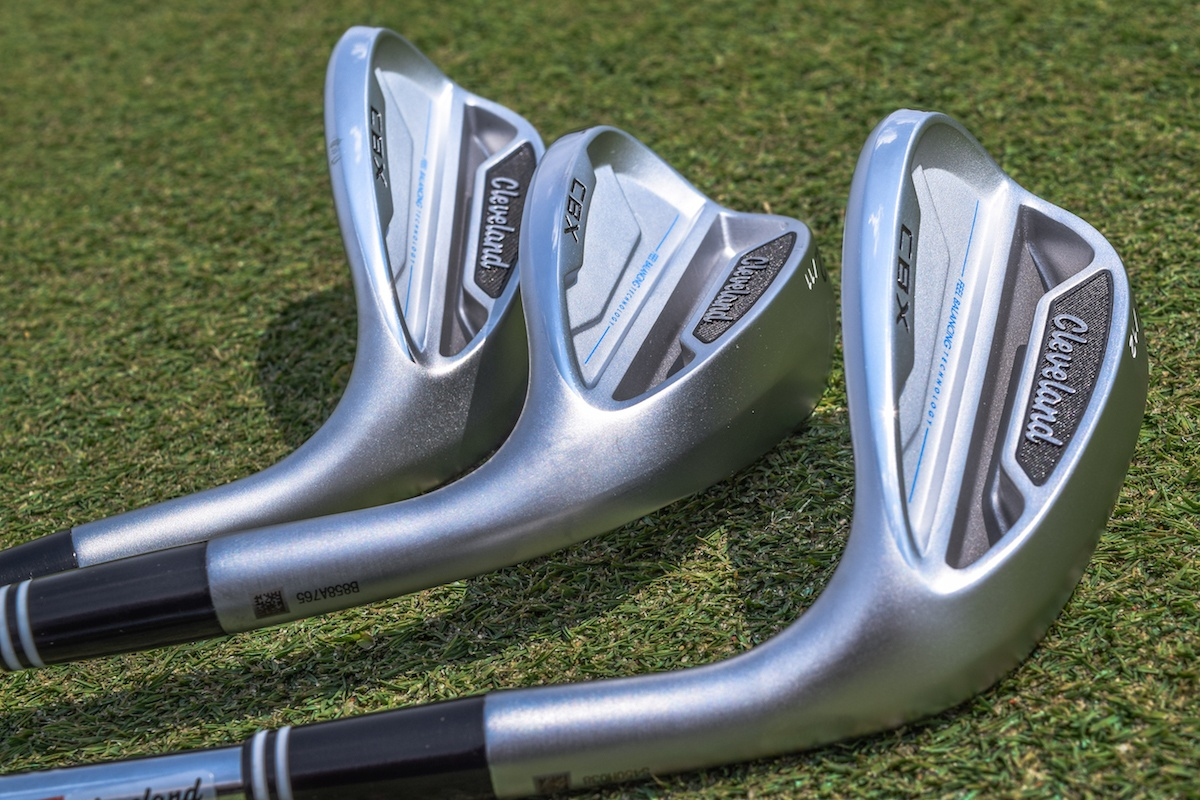 Cleveland CBX Wedge - 20-0736
