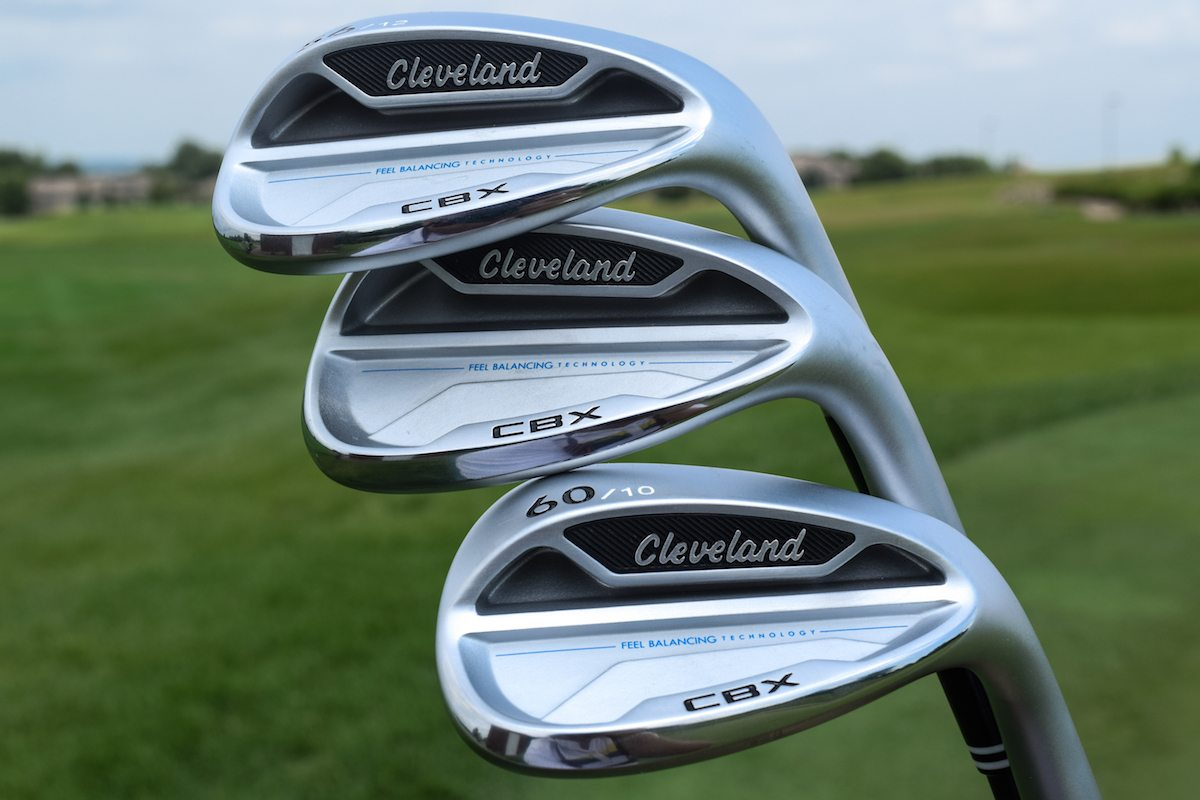 Cleveland CBX Wedge - 24-0747