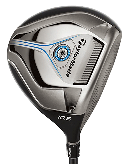 TaylorMade Jetspeed (Shaved)