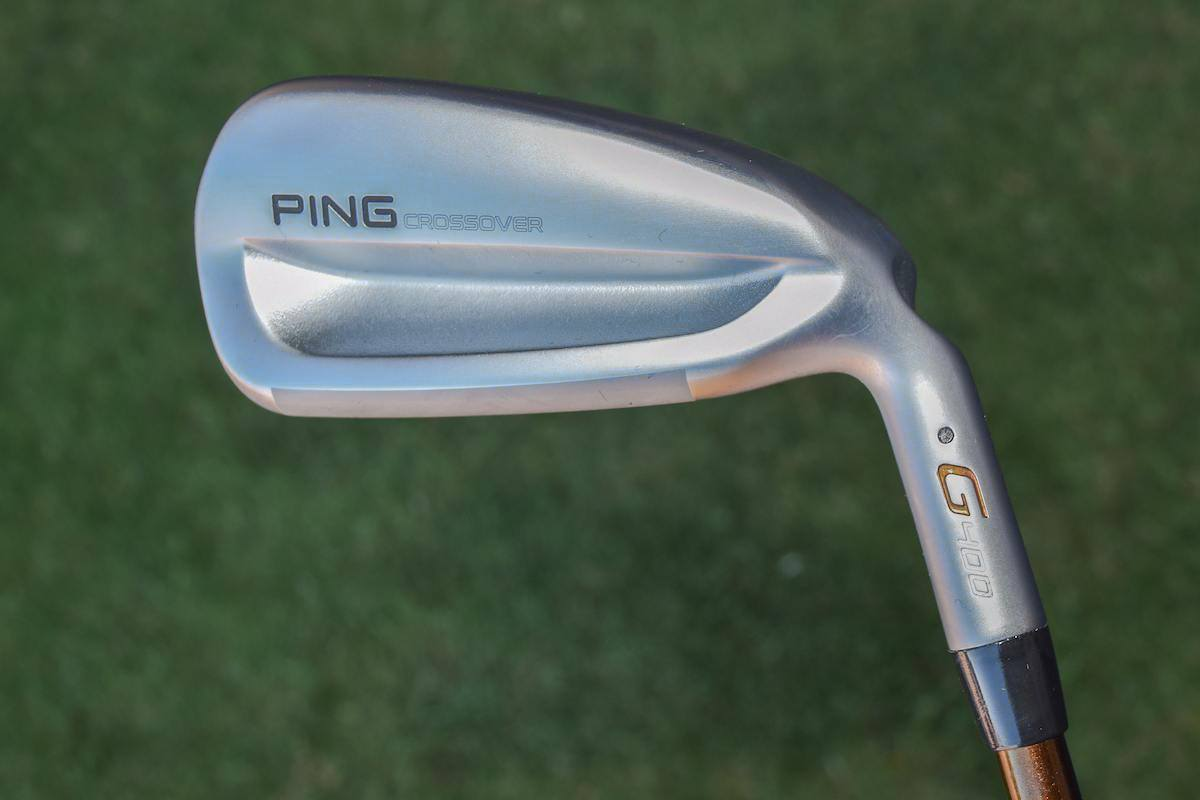 First look 2017 ping g400 irons crossovers noticeably more iron like and from the top down its about 18th of an inch slimmer the sole however is a bit more hybrid ish despite being a little nvjuhfo Gallery