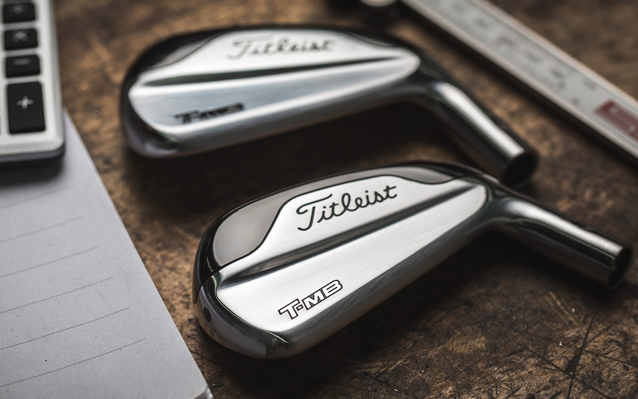Titleist Launches 718-Series Irons – 6 New Models