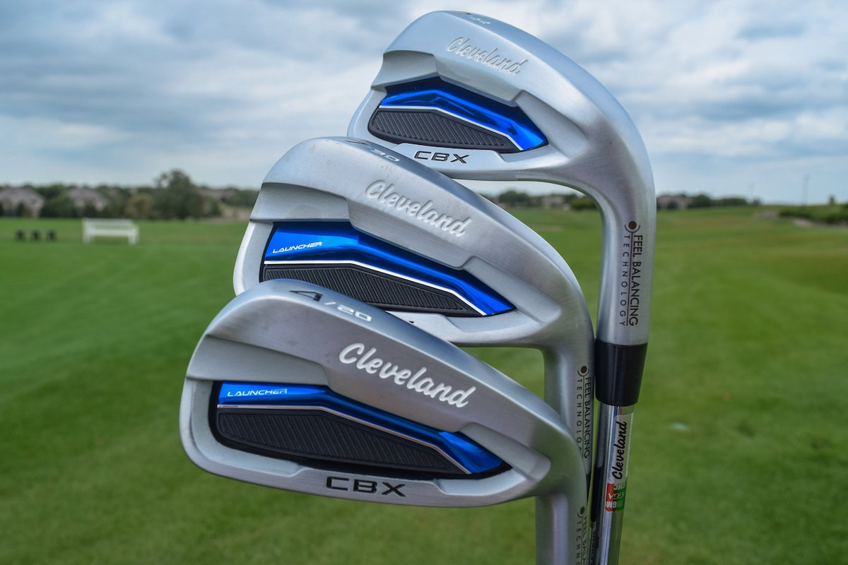 Cleveland CBX Irons - 16-0826