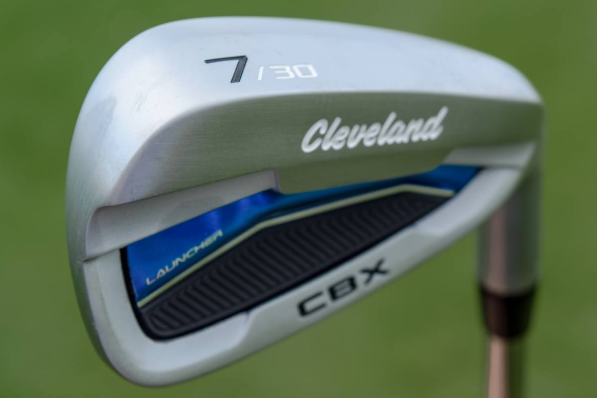 Cleveland CBX Irons - 6-0793