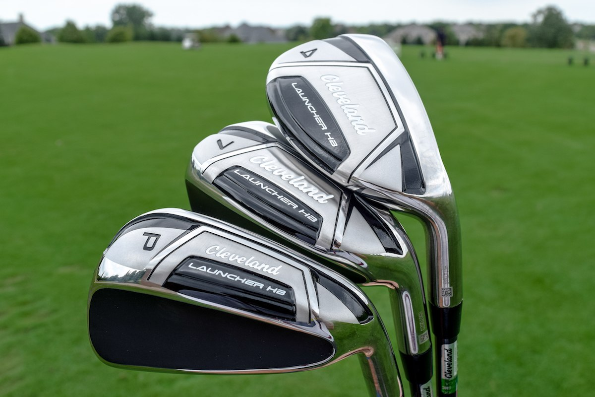 Cleveland HB Irons - 1-0839