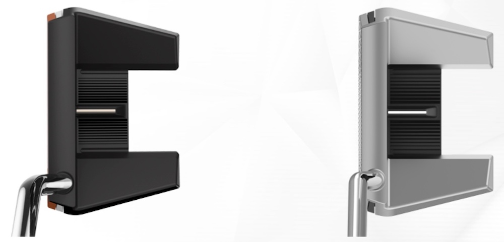 Cleveland TFi 2135 Putters - contrast