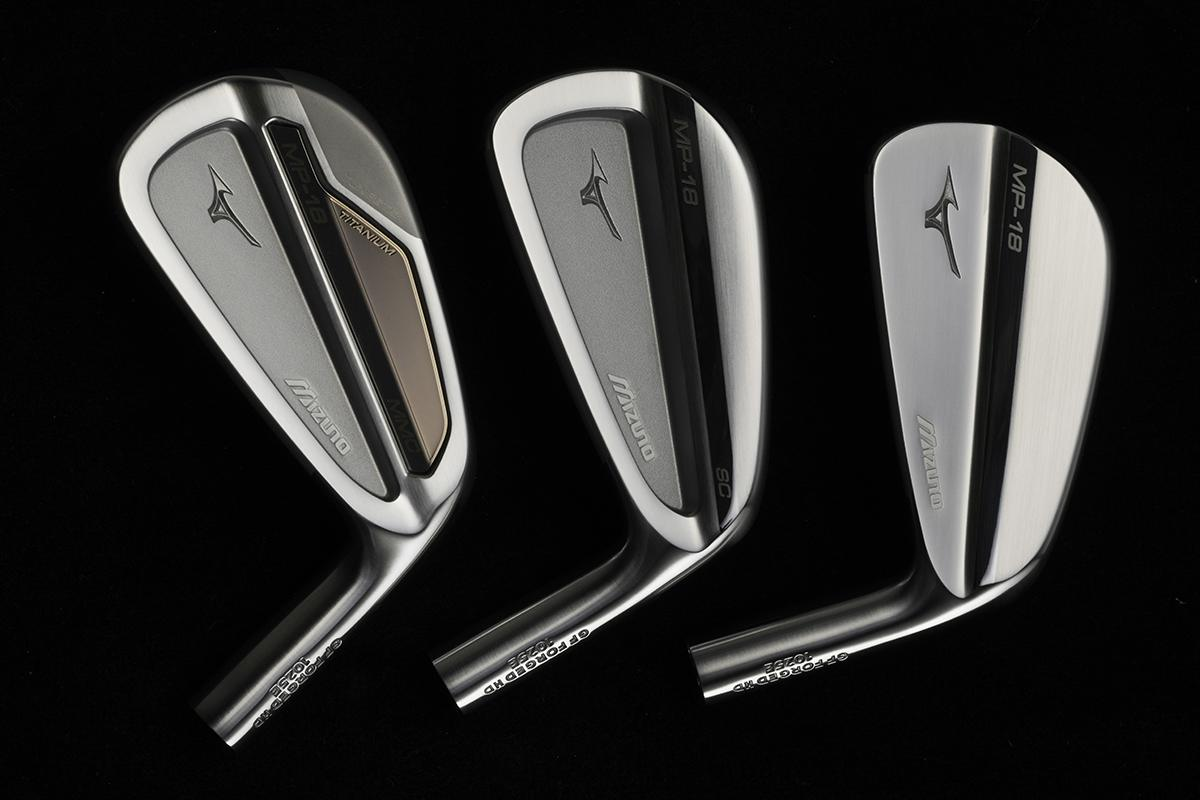 mizuno mp 18 irons