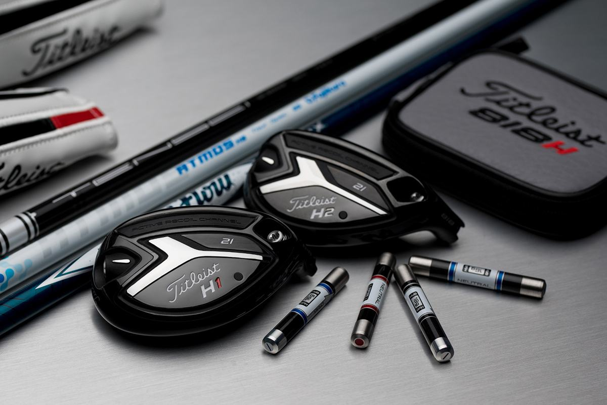 First Look – Titleist 818 Hybrids
