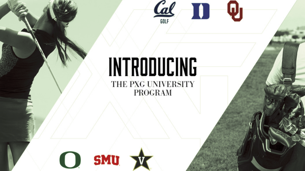 PXG's University Program Exposes the Gender Gap in Collegiate Golf