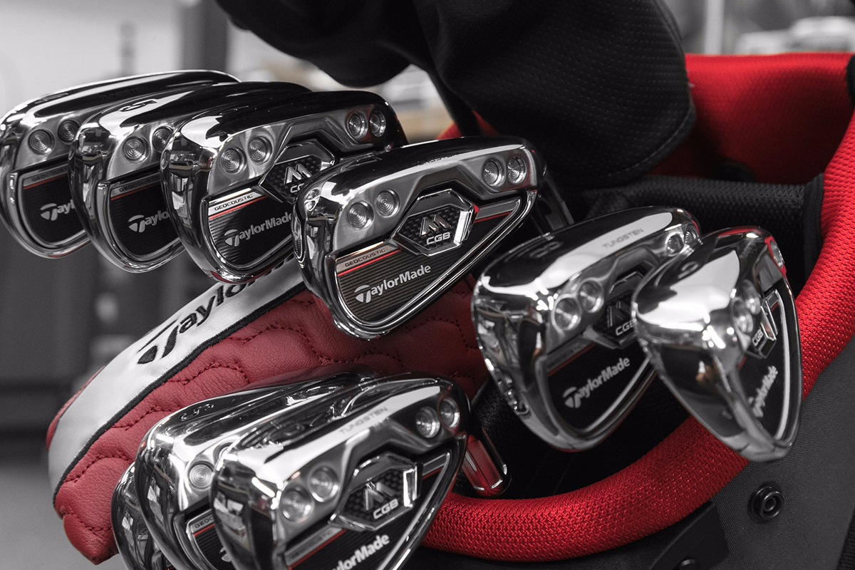 First Look – TaylorMade M CGB Irons