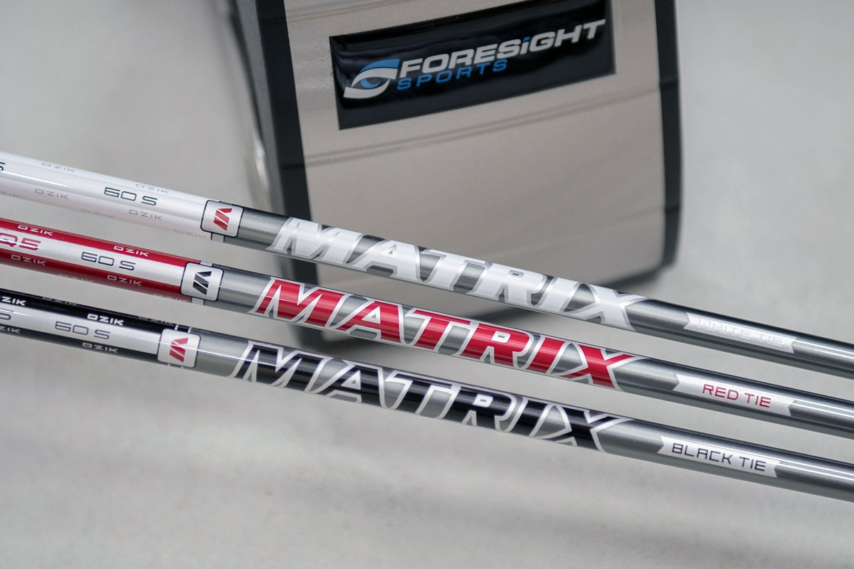 TESTED: Matrix MFS 5 Series Shafts