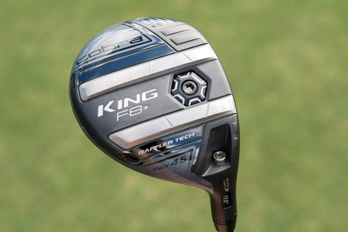 Rickie Fowler Cobra King F8+ Fairway Wood