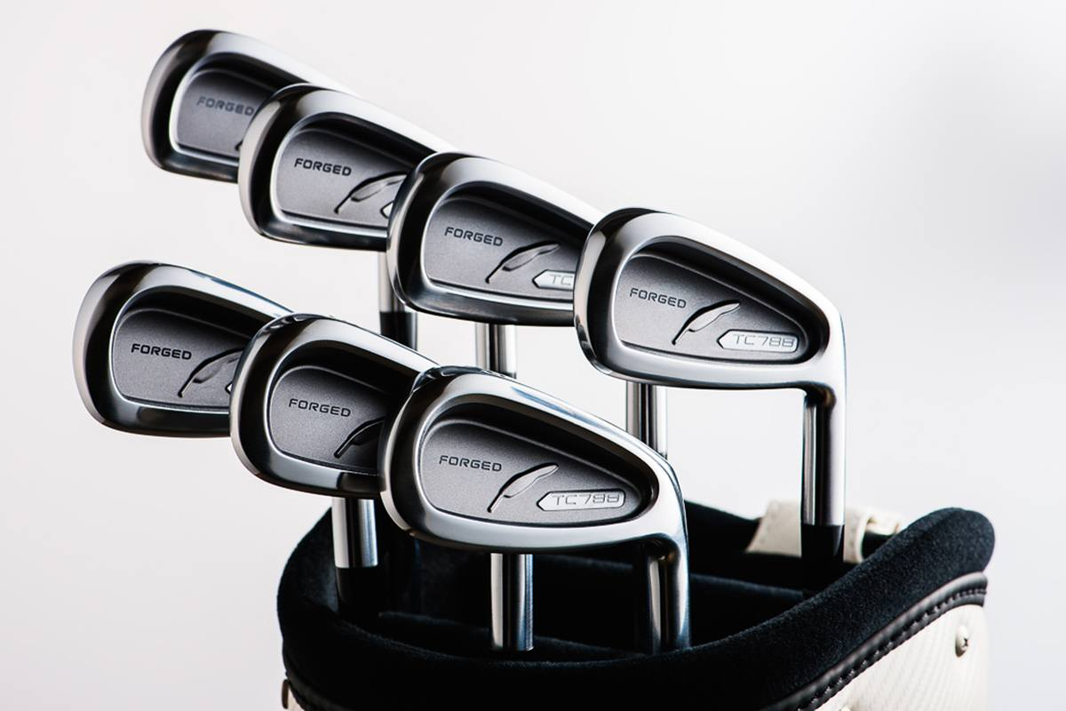 First Look: Fourteen Golf TC-788 Irons