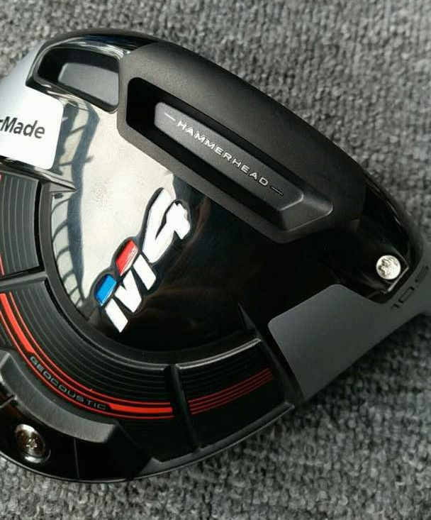 First Look – TaylorMade M4 Driver