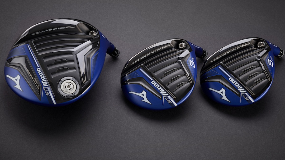 First Look: Mizuno ST 180 Driver & Fairway Metals