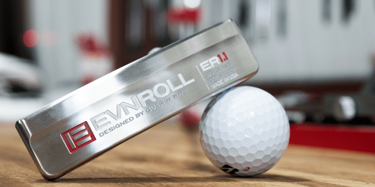First Look: 2018 EVNROLL Putters