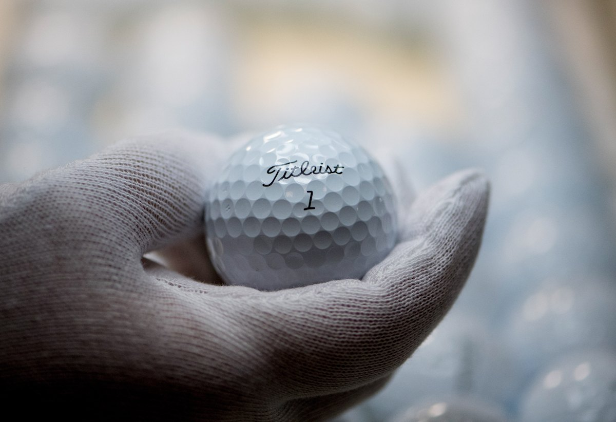Titleist Ball Plant III - 23-3